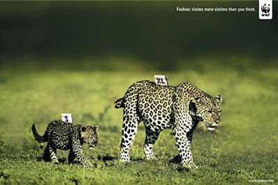 wwf 4000 Astonishing Animal Advertisements Creating Awareness