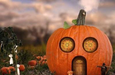 edible+architecture+art edible architecture Halloween pumpkin artwork