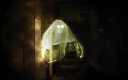 Creepy+Ghost+in+Photoshop+and+Cinema+4D Ultimate Round Up of Exceptional Cinema 4D Tutorials and Screencasts