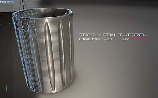 Trash+Can+Tutorial Ultimate Round Up of Exceptional Cinema 4D Tutorials and Screencasts