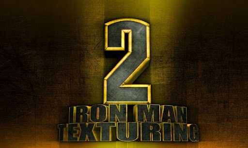 Iron+Man+2+texturing+titles Ultimate Round Up of Exceptional Cinema 4D Tutorials and Screencasts