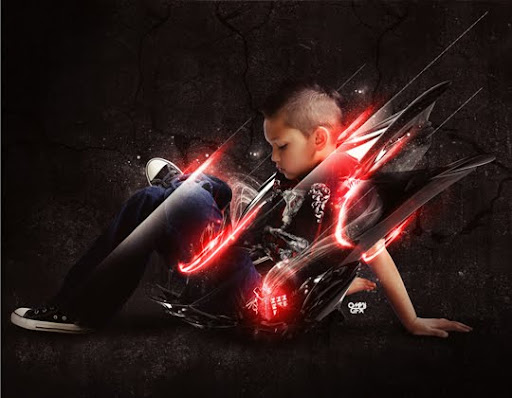 Achieve+Brilliant+Lighting+Effects+in+Photoshop 75+ Fresh Photoshop Tutorials From 2010