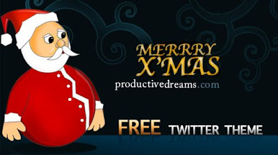 Merry+X%E2%80%99mas+Free+Twitter+Theme Twitter Backgrounds handPicked from DeviantArt
