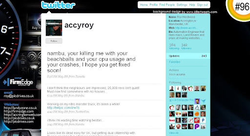accyroy 100+ Incredible Twitter Backgrounds