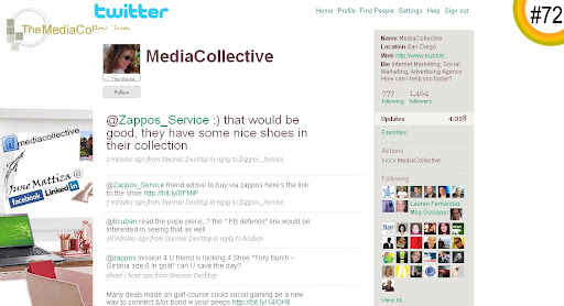 MediaCollective 100+ Incredible Twitter Backgrounds