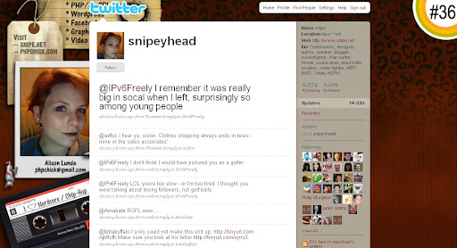 snipeyhead 100+ Incredible Twitter Backgrounds