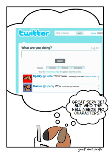 twitter+dog+comic 50+ Most Amazing and Funny Twitter Comics
