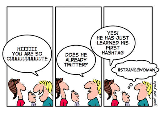 hashtag+twitter+comic 50+ Most Amazing and Funny Twitter Comics