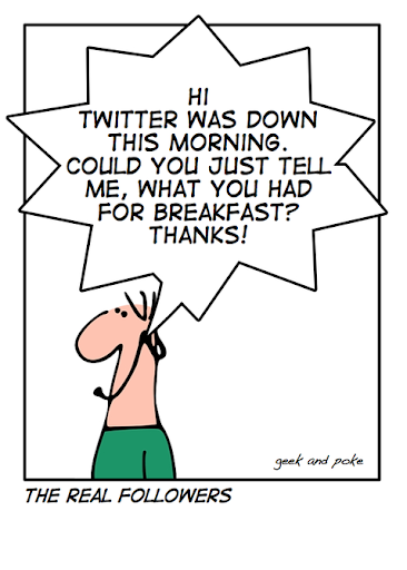 twitter+was+down+comic 50+ Most Amazing and Funny Twitter Comics