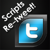 retweet+scripts 9 Useful Twitter Retweet Button Scripts For Blogs