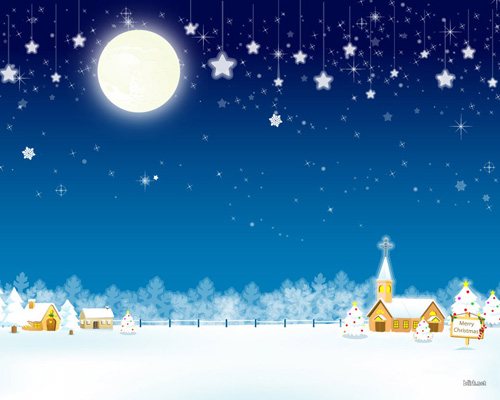 new year 40 Gorgeous High Quality Christmas Wallpapers