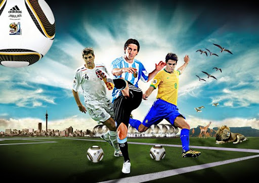 World+Cup+South+Africa+on+the+Behance+Network FIFA World Cup South Africa 2010 Wallpapers, Posters and Fan Art