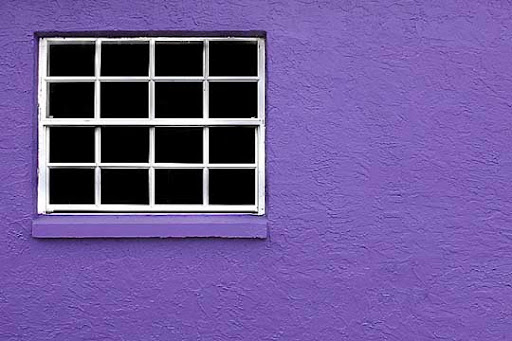Purple Wall by tyt2000 The Purple Power | Stunning Photography Feature