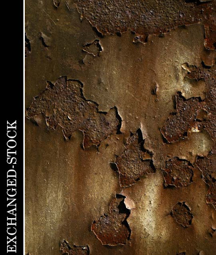 Coloured Rust 1 by exchanged stock Free Rust Textures Every Designer Must Have | Stock Photography Resource