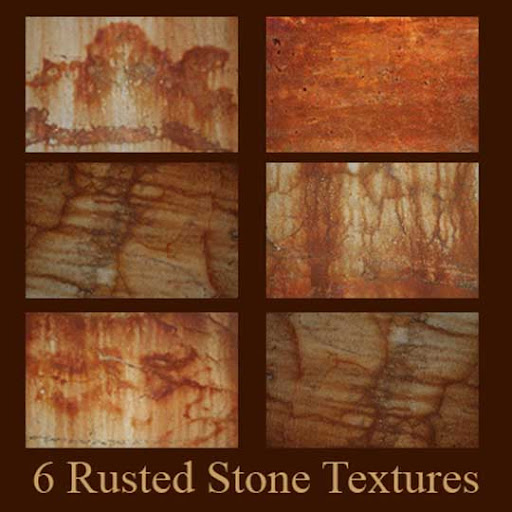 6 Rusted Stone Textures by deadcalm stock Free Rust Textures Every Designer Must Have | Stock Photography Resource
