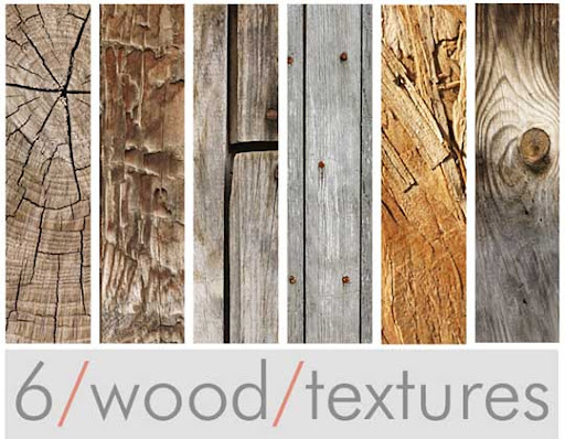 Six Wood Textures by lostandtaken 80+ Free High Quality Wooden Texture Packs