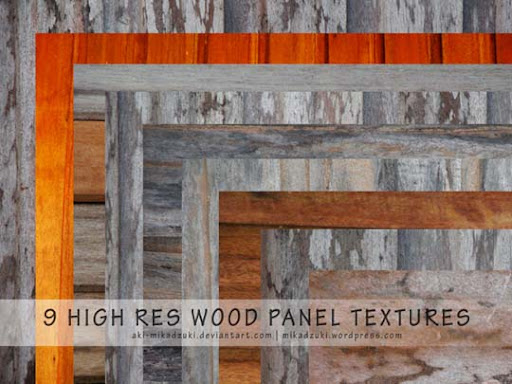 9 High Res Wood Panel Textures by aki mikadzuki 80+ Free High Quality Wooden Texture Packs