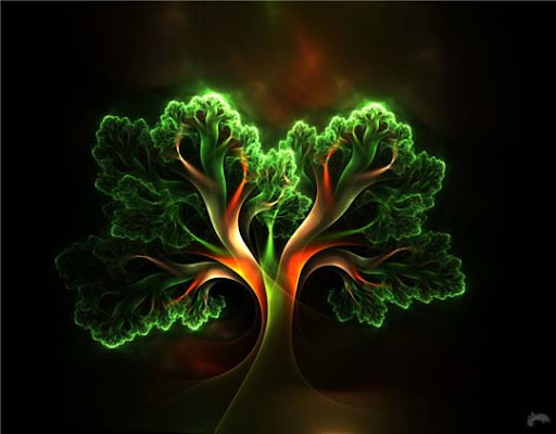Fairy Tree by Nirolo 60 Spectacular Fractal Art Examples