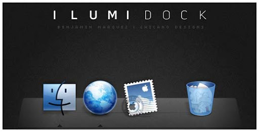 ILUMIDOCK by ChicanoDesigns 30+ Fresh Dock Icons For Mac Customization