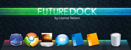 Future Dock 1 0 by leodime 30+ Fresh Dock Icons For Mac Customization
