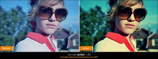 sa cool action 1 05 by sa cool The Ultimate Collection Of 500+ Useful Free Photoshop Actions