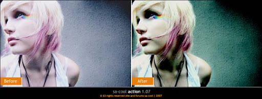 sa cool action 1 07 by sa cool The Ultimate Collection Of 500+ Useful Free Photoshop Actions