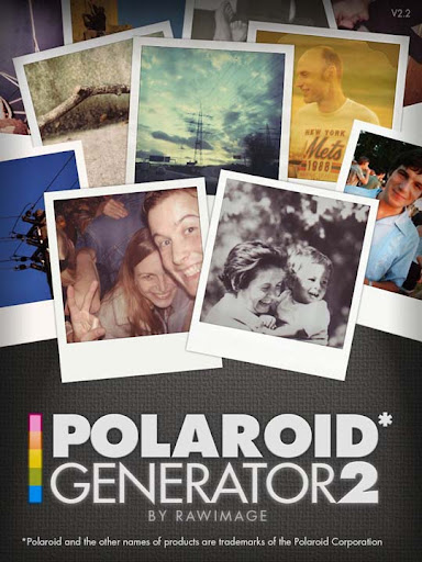 Polaroid GENERATOR V2 by rawimage The Ultimate Collection Of 500+ Useful Free Photoshop Actions