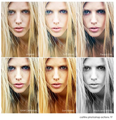 caitlins actions  by mumbojumbo89 The Ultimate Collection Of 500+ Useful Free Photoshop Actions