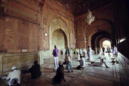 Jama+Masjid,+Delhi The Incredible India: 90 Spectacular Photos