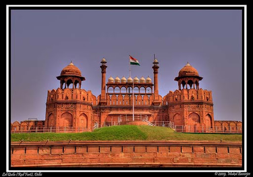 Lal+Quila+%28Red+Fort%29,+Delhi The Incredible India: 90 Spectacular Photos