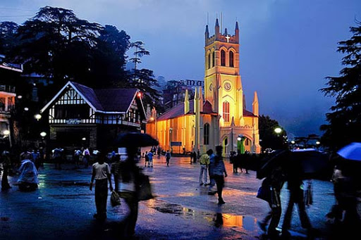 Christ+Church,+Shimla The Incredible India: 90 Spectacular Photos