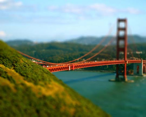 minigolden 50+ Beautiful Examples of Tilt Shift Photography