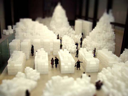 Miniature+Tate+Modern 50+ Beautiful Examples of Tilt Shift Photography