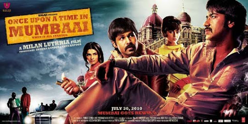 Once+Upon+a+time+in+Mumbai+%281%29 30+ Creative Bollywood Movie Posters | Design Inspiration