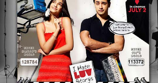 I+Hate+Luv+Storys 30+ Creative Bollywood Movie Posters | Design Inspiration