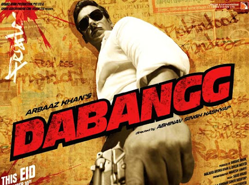 dabangg 30+ Creative Bollywood Movie Posters | Design Inspiration