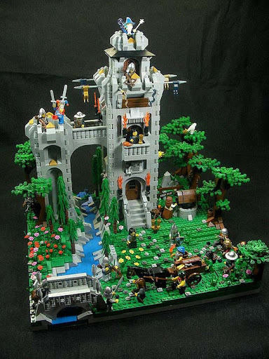 Castle+Caraval 50 Incredibly Creative LEGO Creations