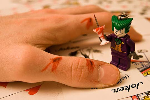 Why+So+Serious 50 Incredibly Creative LEGO Creations