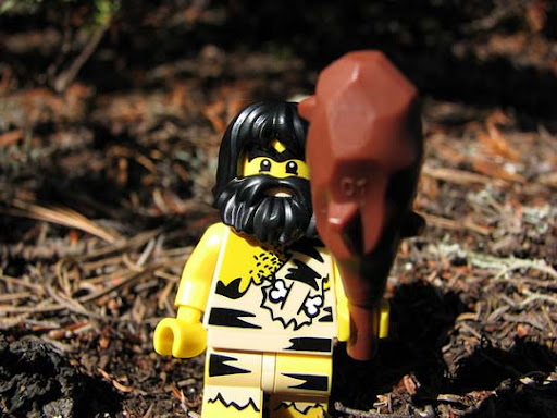 Caveman 50 Incredibly Creative LEGO Creations