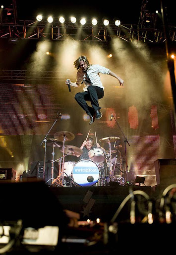Switchfoot 44 Impressive Examples of Concert Photography | Inspiration