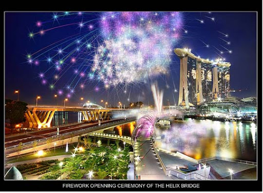 Marina+Bay+Sands+Open+Ceremony 60+ Jaw Dropping Examples of Fireworks Photography
