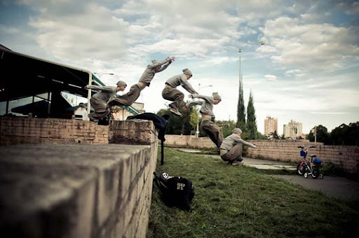 Precision+Jump 40 Stunning Sequence Photography Examples