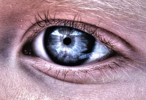 ethans eye HDR by ladytwiglet 30+ Mesmerising Macro Photos of the Human Eye | Photography Inspiration