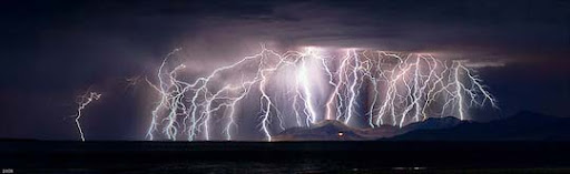 Tooele+County,+Utah Striking and vivid Examples of Lightning Photography
