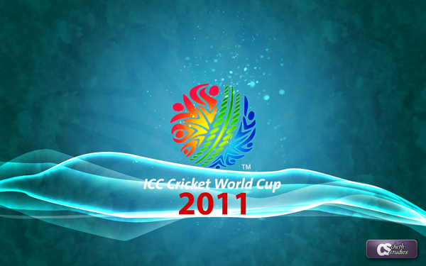 Official ICC Cricket Worldcup 2011 Print Ads Posters