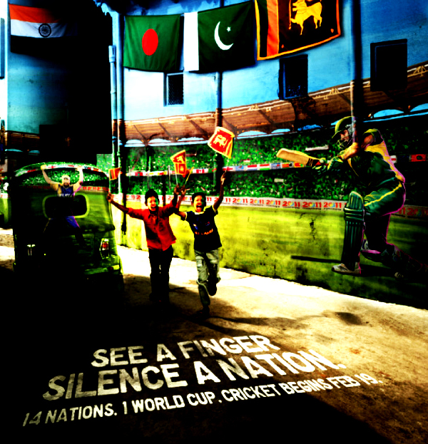 Pakistan+Cricket+World+Cup+2011 Official ICC Cricket Worldcup 2011 Print Advertisements Posters