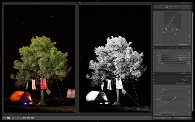 Lightroom+preset+black+%2526+white+infrared+01 Ultimate Collection of The Best Adobe Lightroom Presets