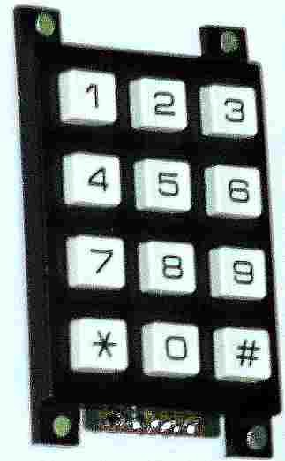 Little scale how to read a keypad with arduino
