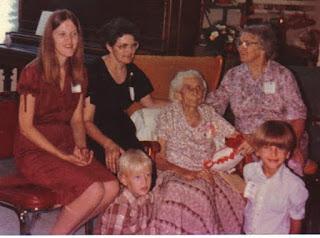 Essay of my grandmother