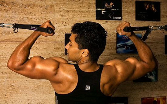 gym stills surya hits all. Black Bedroom Furniture Sets. Home Design Ideas